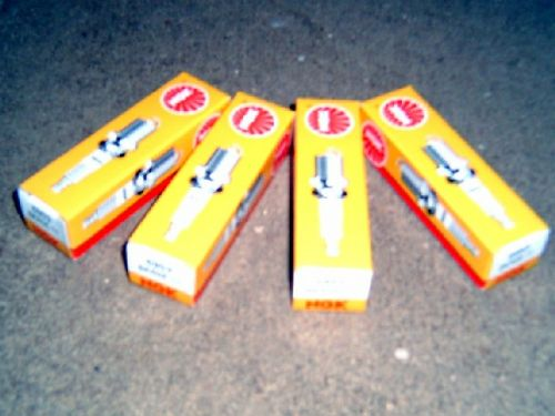 Spark plug set, FTO GS, NGK, 4 plugs